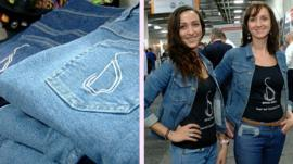 Spinali jeans