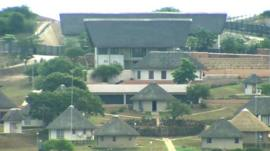 Jacob Zuma's house