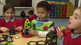 Baseline testing has been piloted in some schools in England.