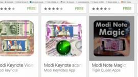 Modi apps