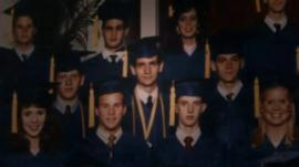 Ted Cruz graduation photo