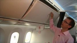 Inside the Dreamliner