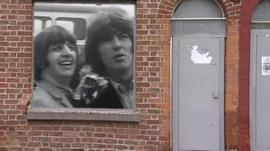 Ringo Starr's former house