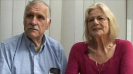 Roy and Kate Glencross