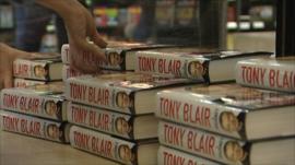 Tony Blair's book