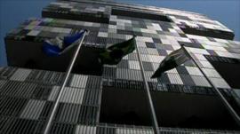 Petrobras company building