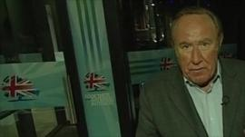 Andrew Neil at the Tory conference