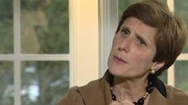 Irene Rosenfeld, CEO Kraft