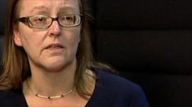 Gingerbread's chief executive Fiona Weir