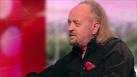 Bill Bailey on BBC Breakfast