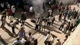 Some Haitians blame UN for cholera outbreak