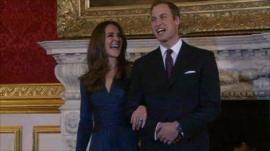 April wedding for William and Kate