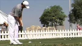 Race to Dubai golf championship