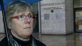 Interim Chief Medical Officer Dame Sally Davies