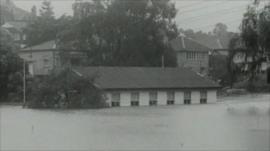Floods in Brisbane