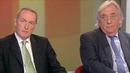 John Hutton and Bob Marshall-Andrews
