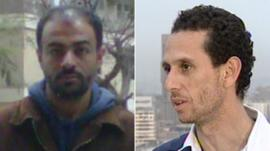 Egyptians Ahmed Kamal and Khaled Bichara give their differing views