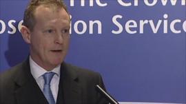 Simon Clements, Crown Prosecution Service