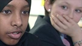 Children from Pimlico Academy give their views on the risks of sharing photos
