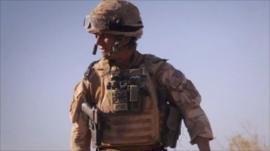 Staff Sgt Olaf Schmid