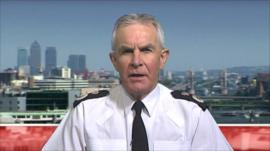 Peter Fahy of the Association of Chief Police Officers