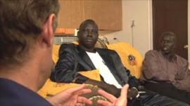 'Lost Boys' of Sudan