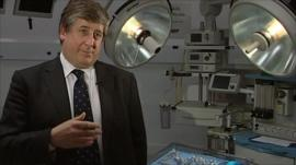 eter Kay, president of the British Orthopaedic Association (BOA)