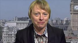 Labour MP Angela Eagle