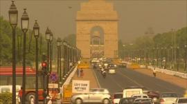 Delhi road
