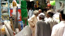 Islamabad market
