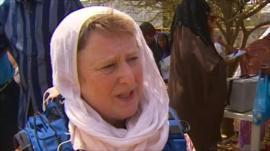 Unicef's Rozanne Chorlton