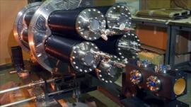 Equipment at the Italian National Institute of Nuclear Physics INFN