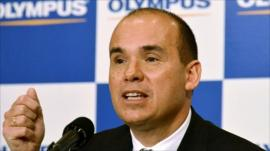 Michael Woodford, former CEO of Olympus