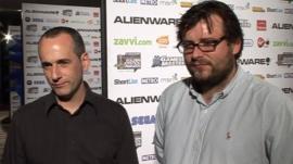 Colin Blackwood and Kevin Flynn, EA Games