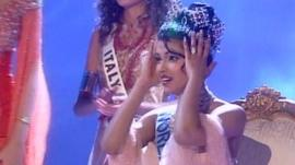 A Miss World winner is crowned