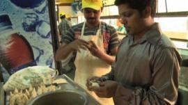Foodking founder Sarath Babu