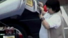 Rose Devlin's theft was captured on CCTV