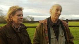 Tracy Casstles and Michael Haines give their views on fox hunting