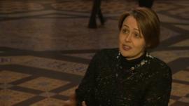 Crossbench peer, Baroness Tanni Grey-Thompson