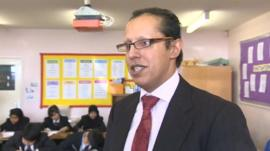 Kamal Hanis, Headteacher, Waverly School
