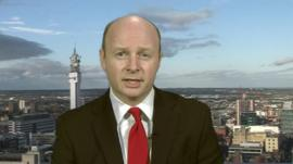 The shadow work and pensions secretary Liam Byrne