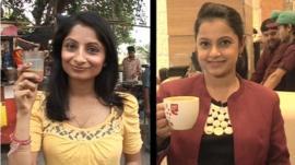 Rajini Vaidyanathan and Shilpa Kannan