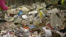 Landfill site