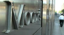 Moody's credit agency
