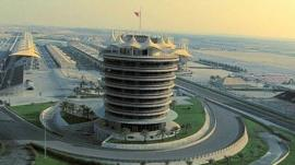 Bahrain motor circuit