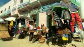 Mogadishu market