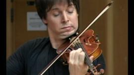 Joshua Bell Violinist