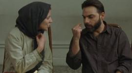 Still from A Separation