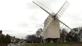 Great Chisell windmill