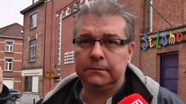 School pastor, Dirk De Gendt